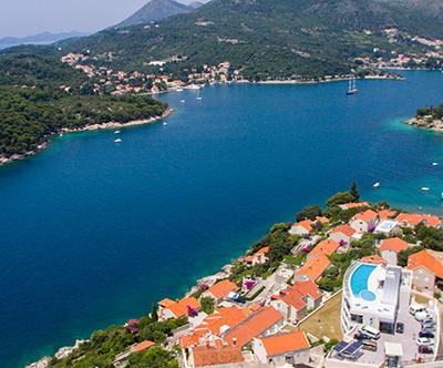 Hotel Villa Paradiso, Dubrovnik: poletne počitnice