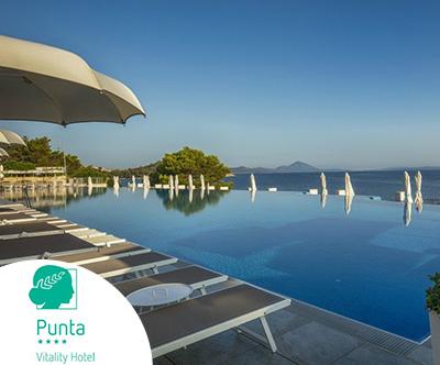 Vitality hotel Punta 4*, Veli Lošinj: poletni oddih