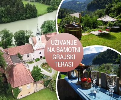 Grad Fala, Maribor: enodnevni grajski oddih za 2