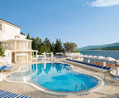Valamar Sanfior Hotel & Casa 4*, Rabac: poletni oddih