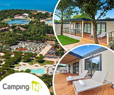 Camping Stella Maris Mobile Homes 4*, Umag