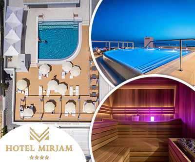 Boutique Hotel Mirjam 4*, Makarska: poletne počitnice