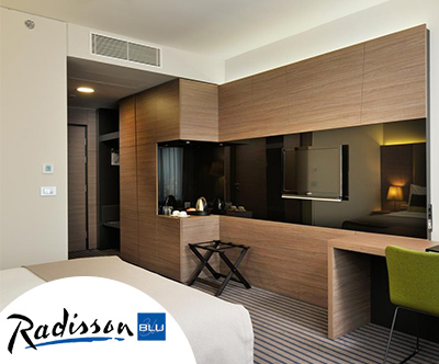 Radisson Blu Plaza Hotel 4*, Ljubljana