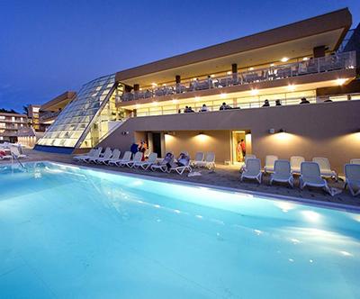 Hotel Molindrio 4*, Poreč: poletne počitnice