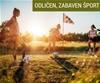 Nogometni park Sneberje: karta za nogometni golf
