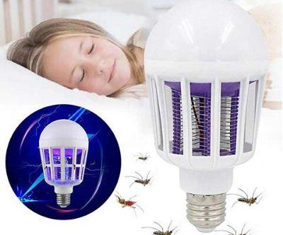 4 LED žarnice z UV lučko LineoShine proti komarjem