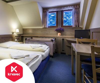 Hotel Krvavec 3*, Krvavec: turistični bon