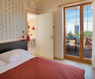 Turistično naselje Amarin 4*, Rovinj: Premium apartma