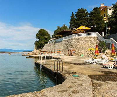 Hotel Riviera 2*, Dramalj pri Crikvenici: poletni oddih