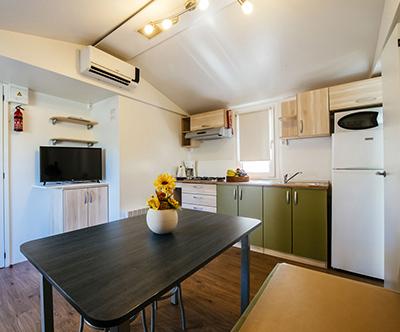 Zaton Holiday Resort: mobilna hiška ali apartma 3*