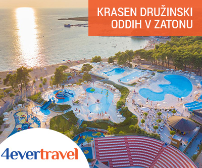 Zaton Holiday Resort: apartma 4*