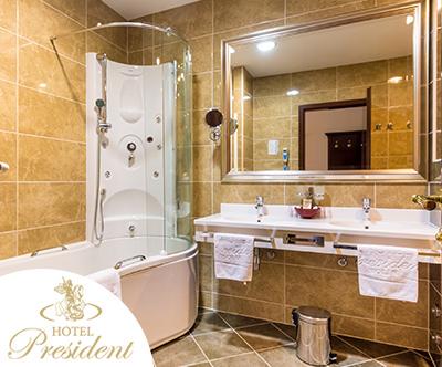 Hotel President Solin 5*: 3-dnevni razkošni oddih