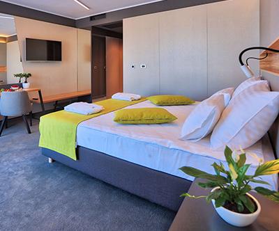 Hotel Olea 4*, Novalja: mega oddih na Pagu