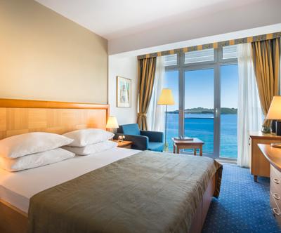 Grand Azur Hotel 4*, Orebić: All inclusive light paket
