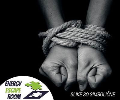 Soba pobega v Domžalah, Energy escape room
