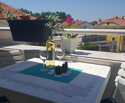 Apartmaji Moretto, Selce: poletni oddih