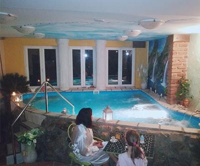 Hotel Stara vodenica, Klanjec: oddih v hotelu z bazenom