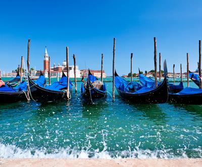 Enodnevni izlet v Benetke, vožnja z ladjico