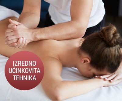 Terapevtske masaže Mateja: protibolečinska masaža