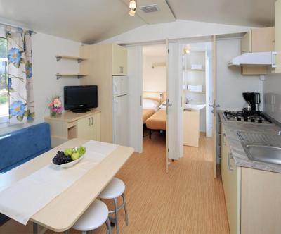 CampingIN Park Umag Mobile Homes 4*