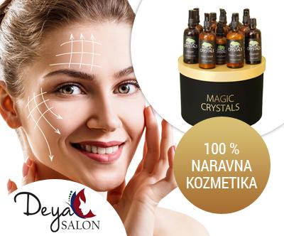 Deya salon: pomlajevanje, hialuron