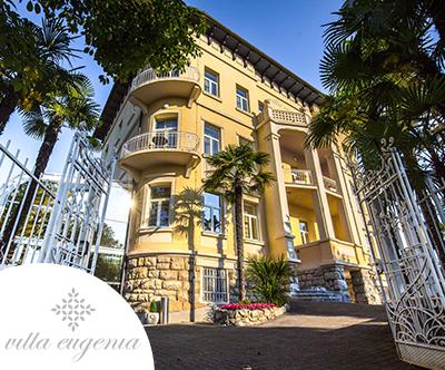 Villa Eugenia 4*, Lovran: spa oddih