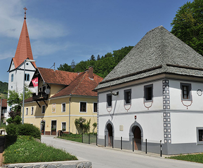 Muzej baroka in muzej na Rotovžu pri Lembergu, Šmarje