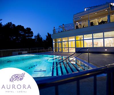 Hotel Aurora 4*, Mali Lošinj: počitnice