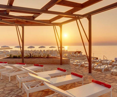 Hotel Sol Umag 4*: družinski poletni oddih