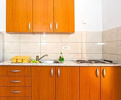 Villa Mirna, dalmatinski Gradac: apartma za 2