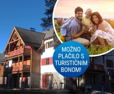 Apartma Bolfenk, Pohorje: turistični bon