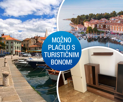 Apartment Old Town Izola: turistični bon