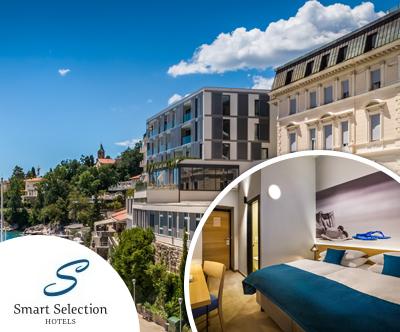 Smart Selection Hotel Istra 3*: 3-dnevni poletni oddih