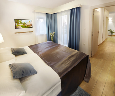 Olive Suites 4*, Ankaran: turistični bon