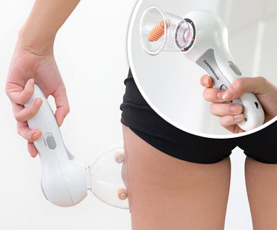 Anticelulitni aparat z vakuumsko terapijo InnovaGoods