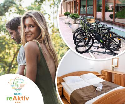 Hotel reAktiv 3*, Zrece: aktivne pocitnice na Pohorju