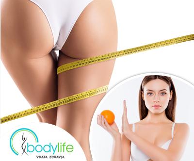 Center Bodylife, Ptuj: vacuslim in limfna drenaža