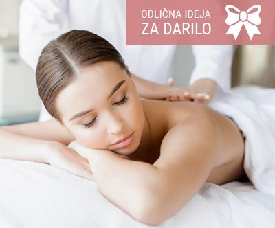 Salon Aurora: klasična masaža celega telesa (60 min)