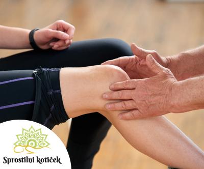 Sprostilni kotiček: vrhunska športna masaža