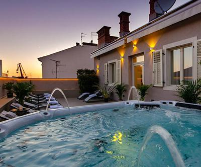 Villa Brandestini 4*, Pula: mega počitnice za 2
