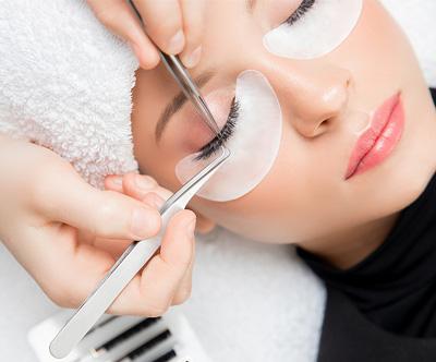 Kozmetični salon Oaza lepote: podaljševanje trepalnic