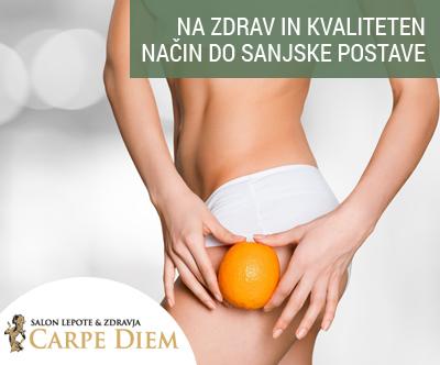 Salon Carpe Diem: preoblikovanje telesa