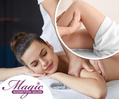 Odlicna masaža po izbiri (60 min)