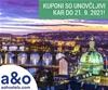 A&O hotel, Praga: super cena za 3-dnevni oddih za 2
