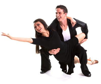Plesna šola Samba: začetni tečaj salse za par