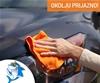 Pralko: čiščenje vozila brez vode