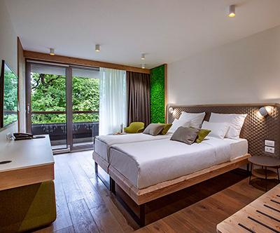 Hotel Park 4*, Bled: jesenski oddih