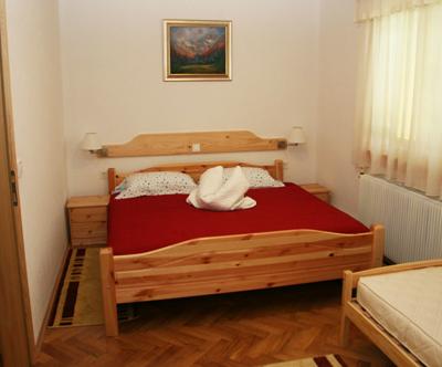 Hiša Berdnik, Kamniška Bistrica: nočitev, wellness