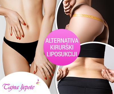 Vakuumska kriolipoliza v salonu Tajna ljepote v Zagrebu