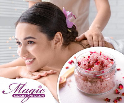Kozmetični salon Magic: kraljevska nega telesa